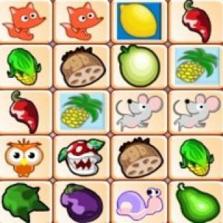 Juega Fruits Link juego
