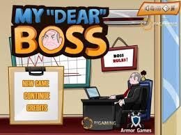 Play My Dear Boss Game