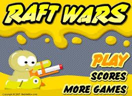 Juega Raft Wars juego