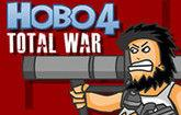 Play Hobo 4 Total War Game