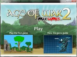 Juega Age of War 2 juego