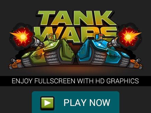 Juega Tank Wars the Battle of Tanks juego