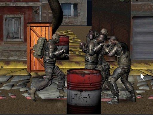Juega Realistic Street Fight Apocalypse juego