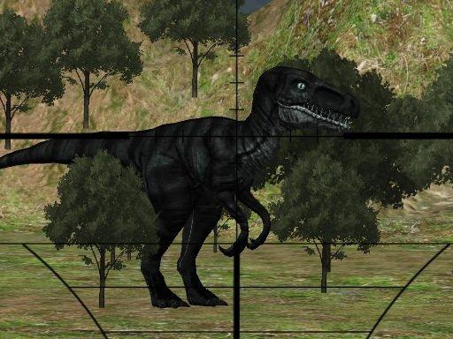 Juega Deadly Dinosaur Hunter juego