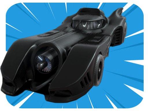 Juega Batman Car Driver juego