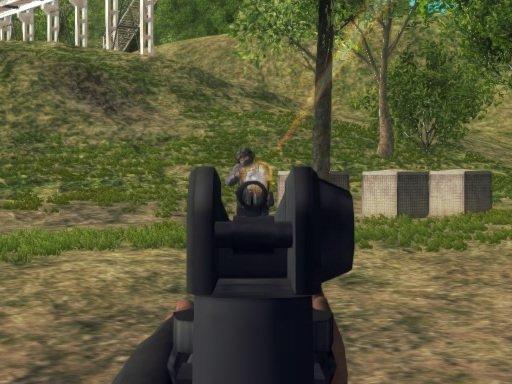 Juega Army Shooter juego