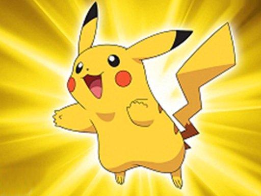Juega Pokemon Pikachu juego