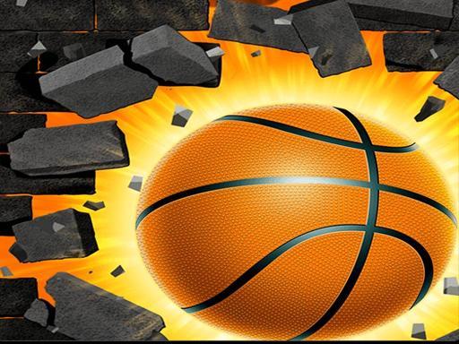 Juega Basketwall juego
