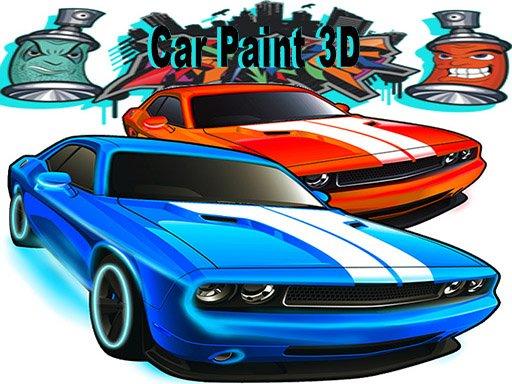 Juega Car Paint 3D juego