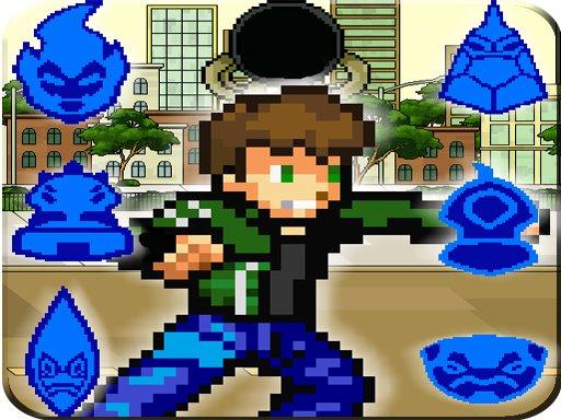 Juega Super Ben 10 juego