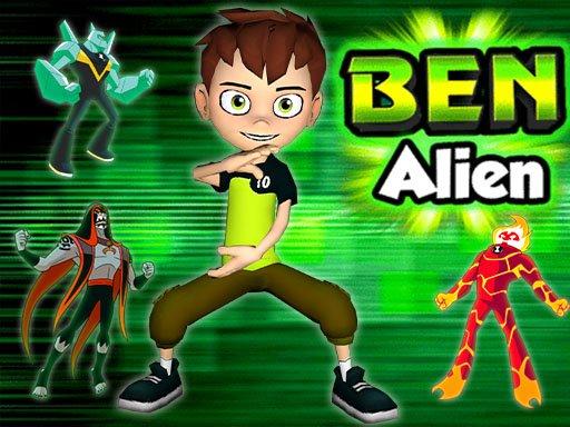 Juega Ben 10 Alien juego