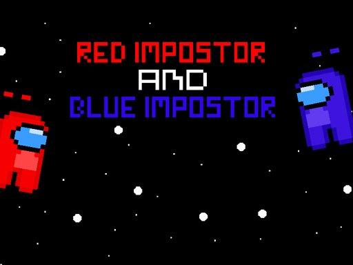 Juega Blue and Red Impostor juego