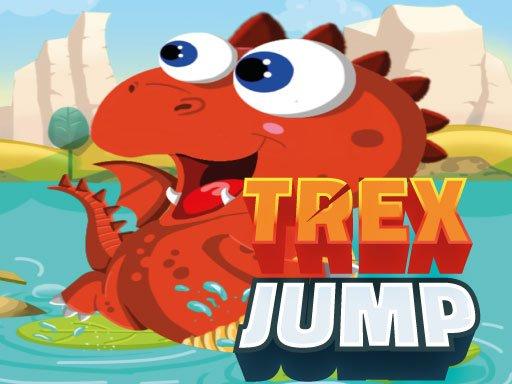 Juega Trex Jump juego
