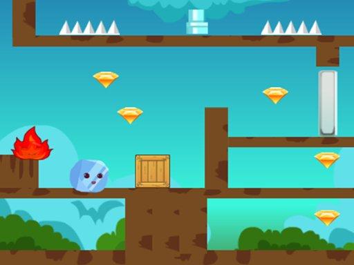 Juega Fireball And Waterball Adventure 3 juego