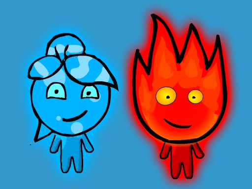 Juega Fireboy And Watergirl 3 In The Ice Temple juego