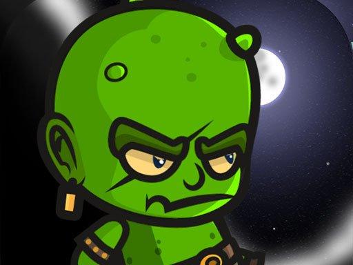 Juega Angry Monster Shooting juego