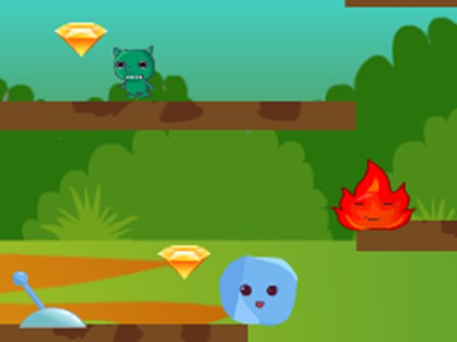 Juega Fireball And Waterball Adventure 4 juego