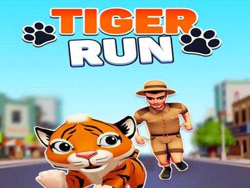 Juega Tiger Run juego