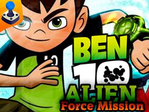 Juega Ben 10 Alien Force juego