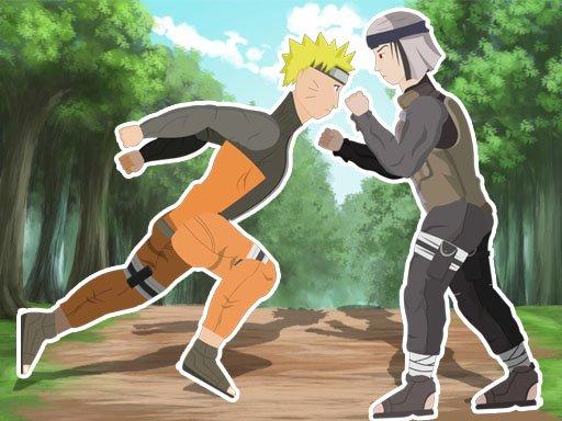 Juega Ultimate Ninja Naruto Runner juego