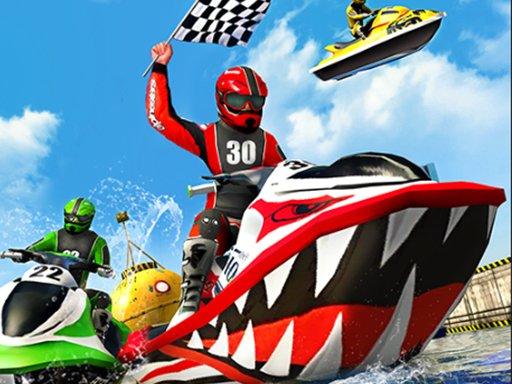Juega Jet Ski Boat Racing juego