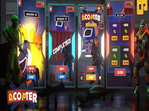 Juega New Death Copter juego