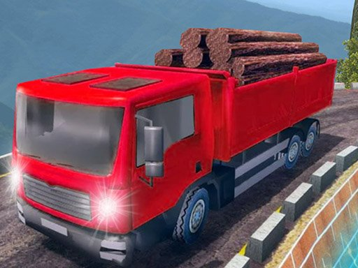 Juega Truck Driver Cargo juego