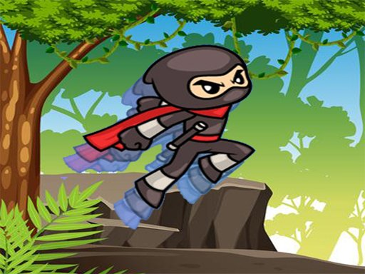 Juega Ninja Jungle Adventures juego