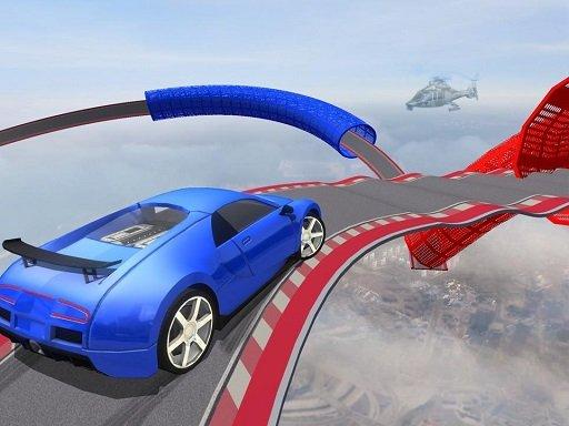 Juega Mega Ramp Stunt Cars juego