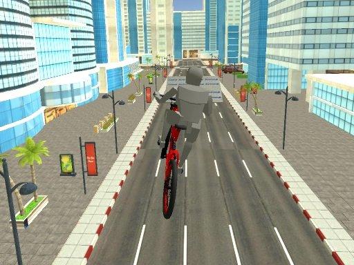 Juega Bicycle Rider juego