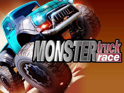 Juega Monster Truck Race juego