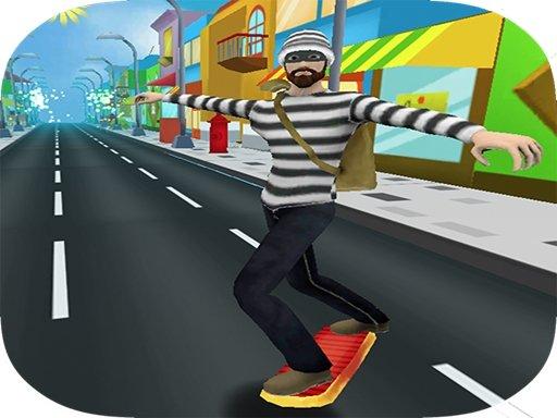 Juega Bob Robber Subway Run juego