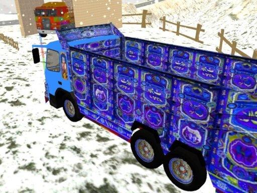 Juega Indian Cargo Driver juego