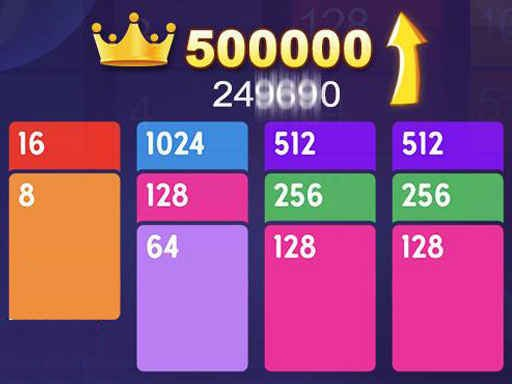 Juega 2048 Solitaire juego