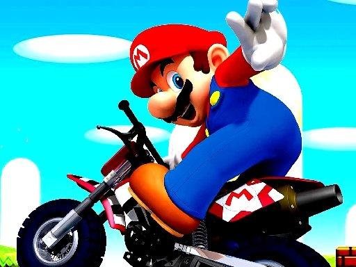 Juega Super Mario Wheelie juego