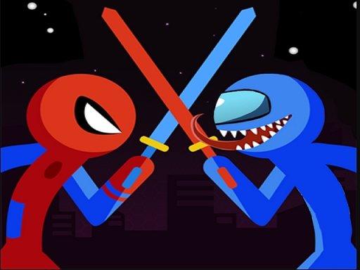 Juega Stickman Heroes Fight juego