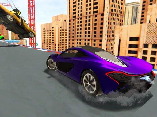 Juega Extreme Stunt Car Race juego