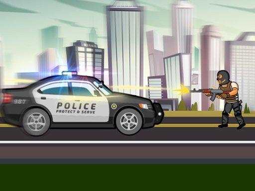 Juega City Police Cars juego