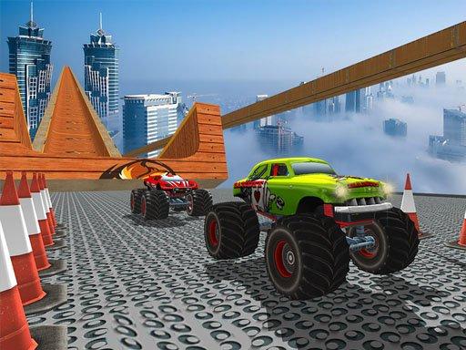 Juega Monster Truck Ramp juego