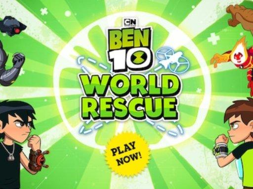 Juega Ben 10 World Rescue juego