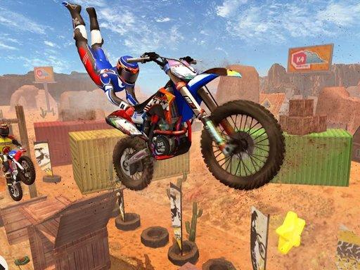 Juega Stunt Moto Racing juego