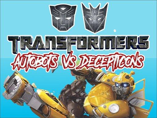 Juega Transformers juego