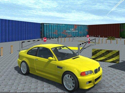 Juega RCC Car Parking 3D juego