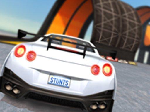 Juega Car Stunt Races: Mega Ramps juego