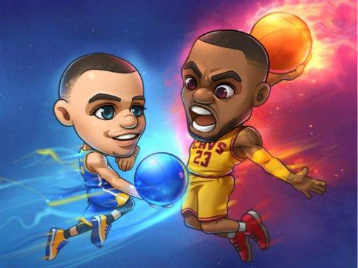 Juega Basketball Hero juego