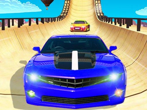 Juega Ramp Car Stunts Impossible juego