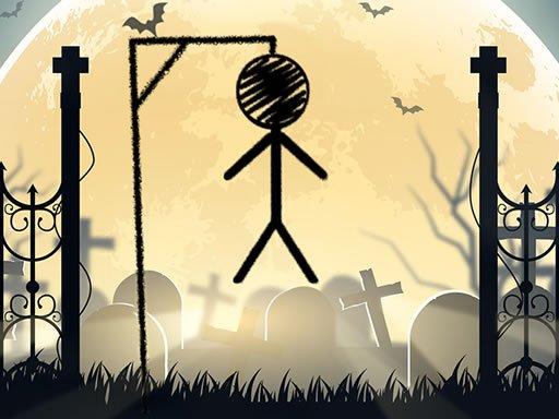 Juega Halloween Hangman juego
