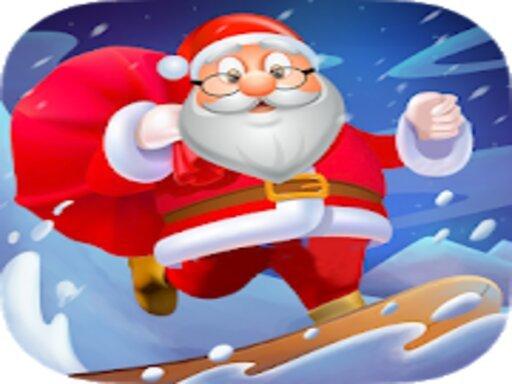 Juega Santa Christmas Adventure Go juego