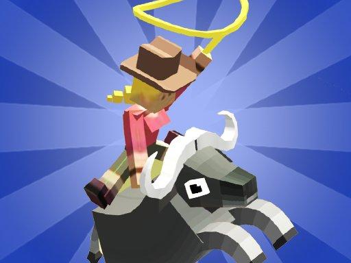 Juega Rodeo Stampede juego