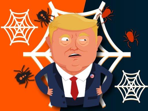 Juega Spider Trump juego